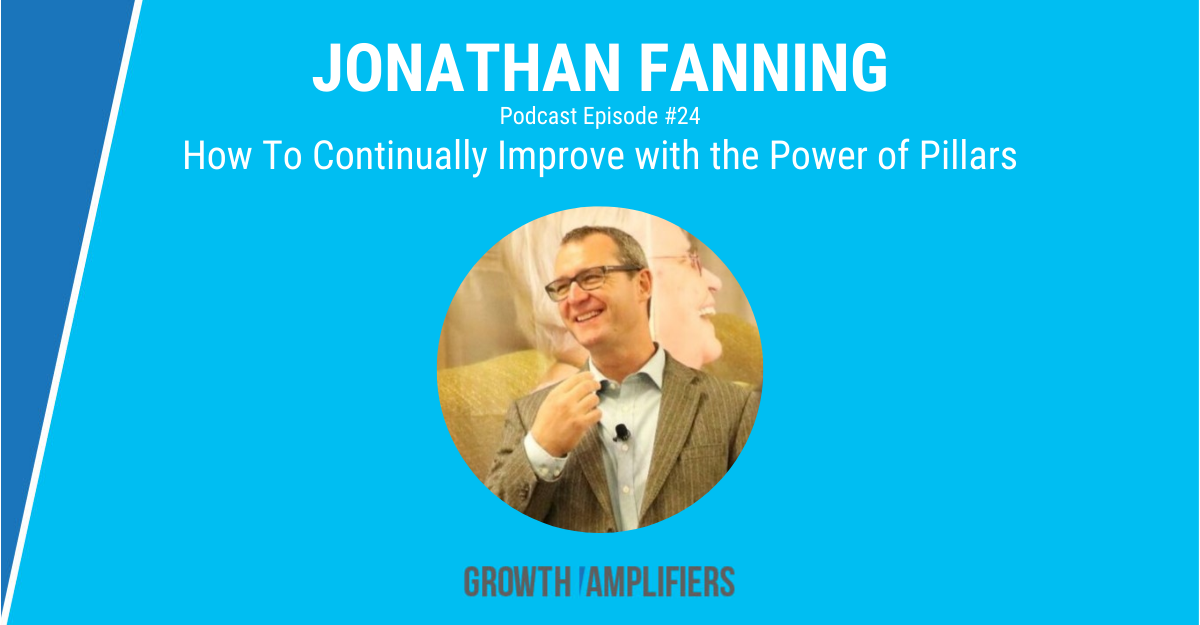 Jonathan Fanning - Improve with the Power of Pillars