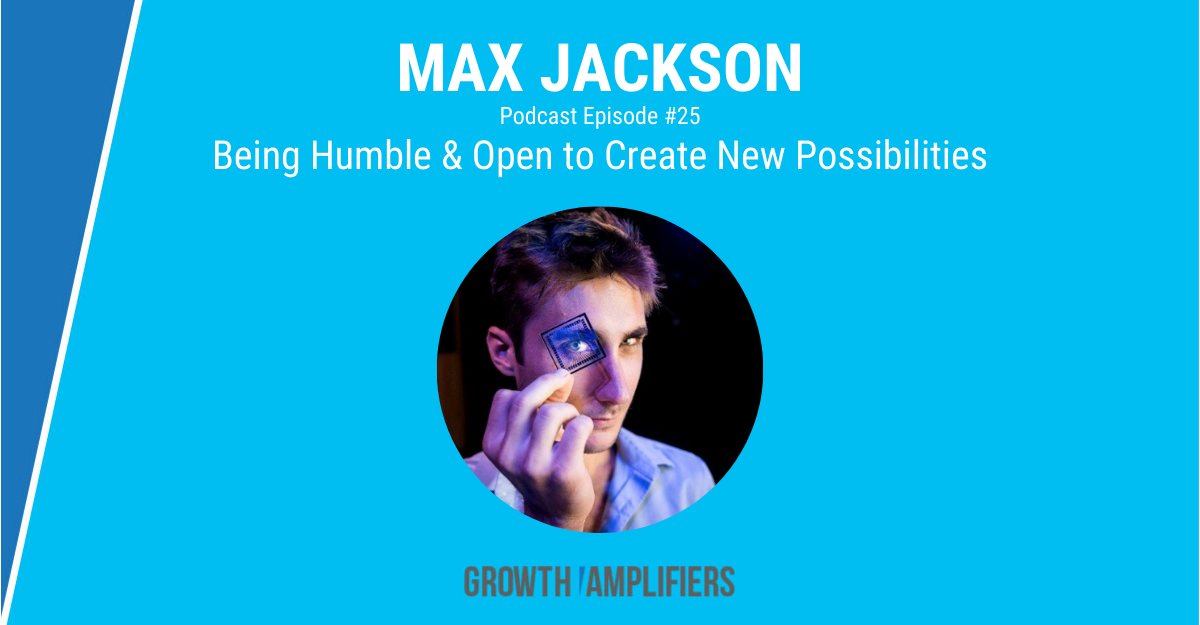 Max Jackson - Podcast Interview