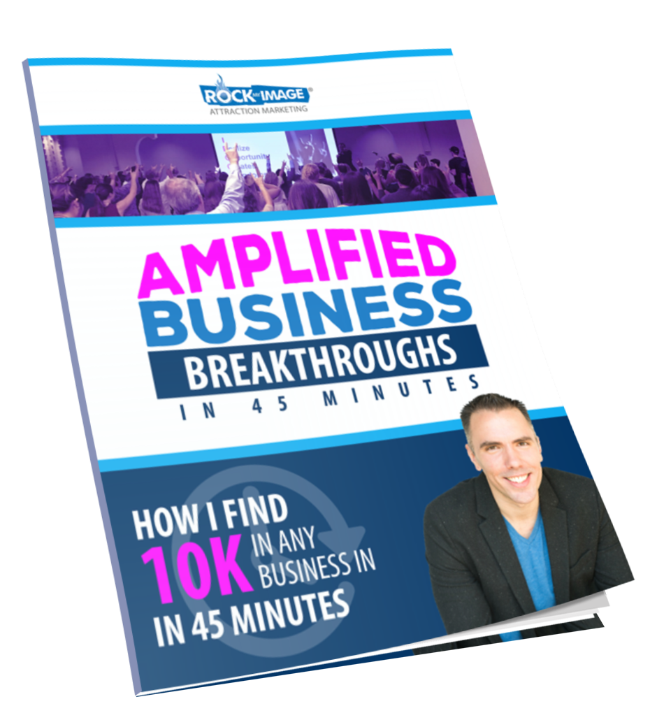 Double Your Sales with Amplified Business Breakthroughs