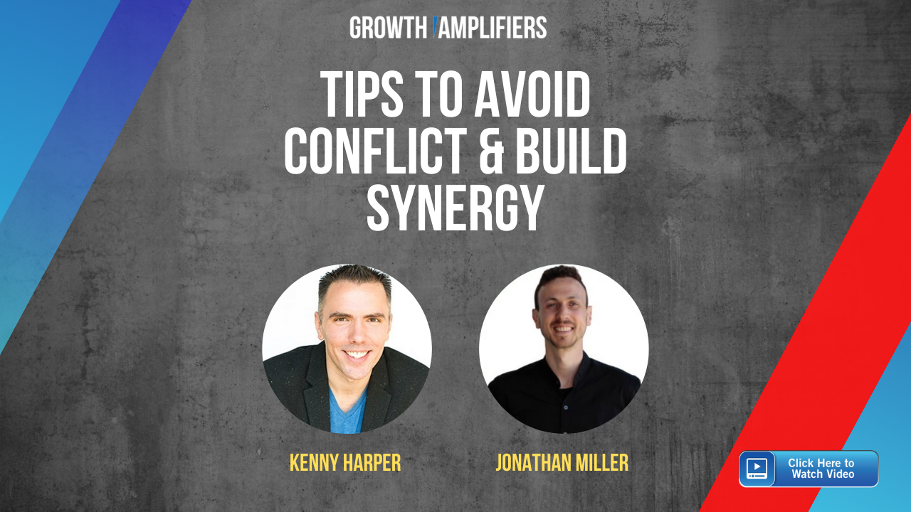 Tips to Avoid Conflict & Build Synergy