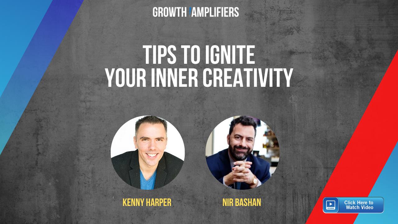 Tips to Ignite Inner Creativity