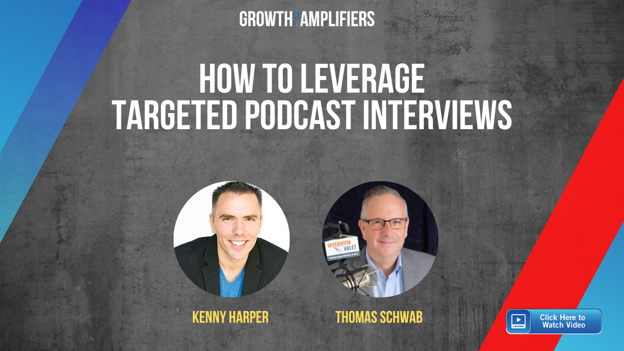 How to Leverage Targeted Podcast Interviews