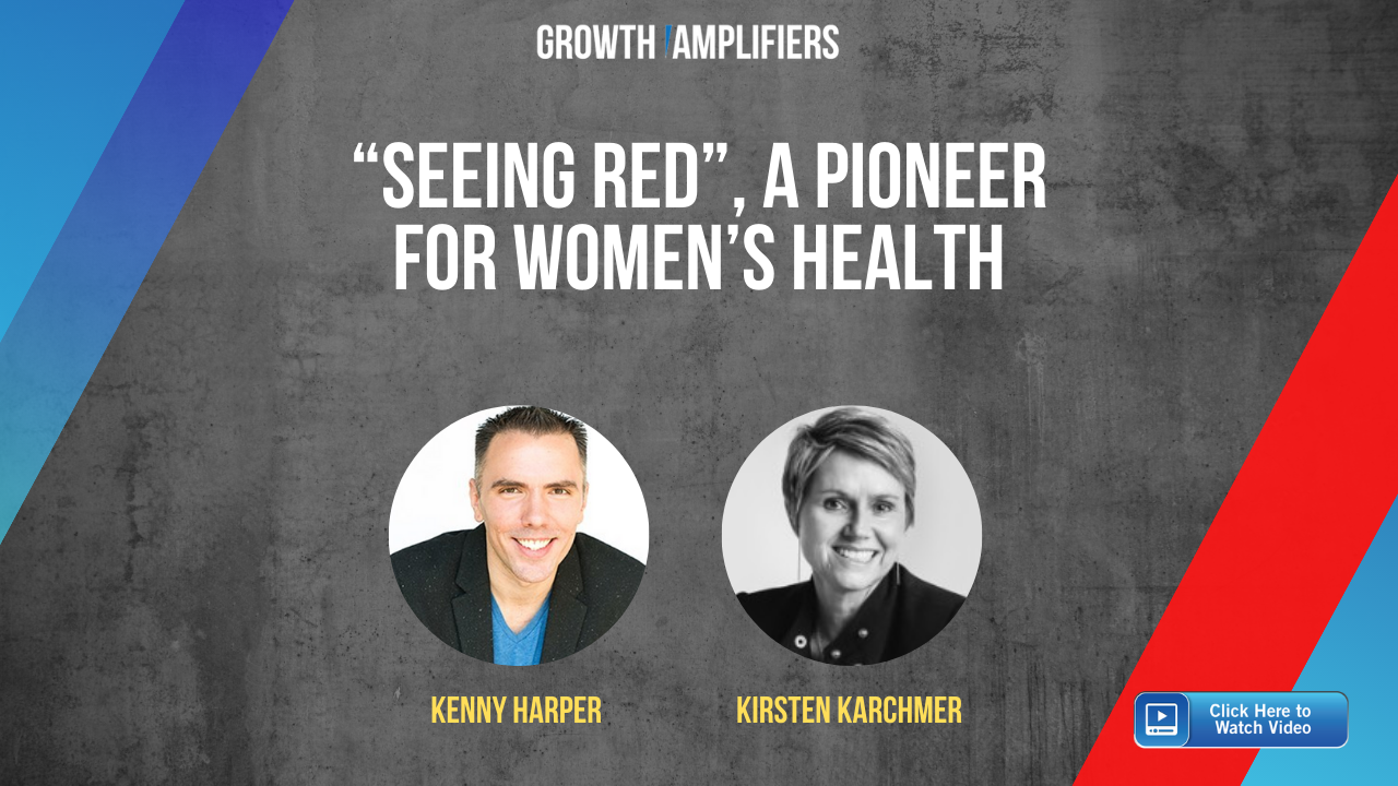 """Seeing Red"", a Pioneer for Women's Health"