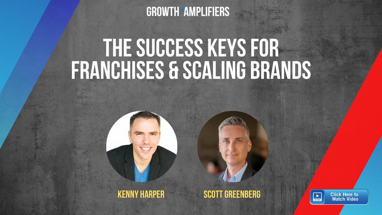 Scott Greenberg Success Keys for Franchises