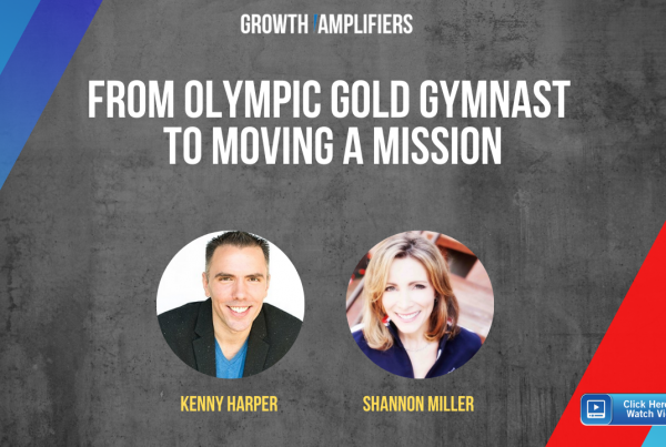 Shannon Miller - From Olympic Gold Gymnast to Moving a Mission