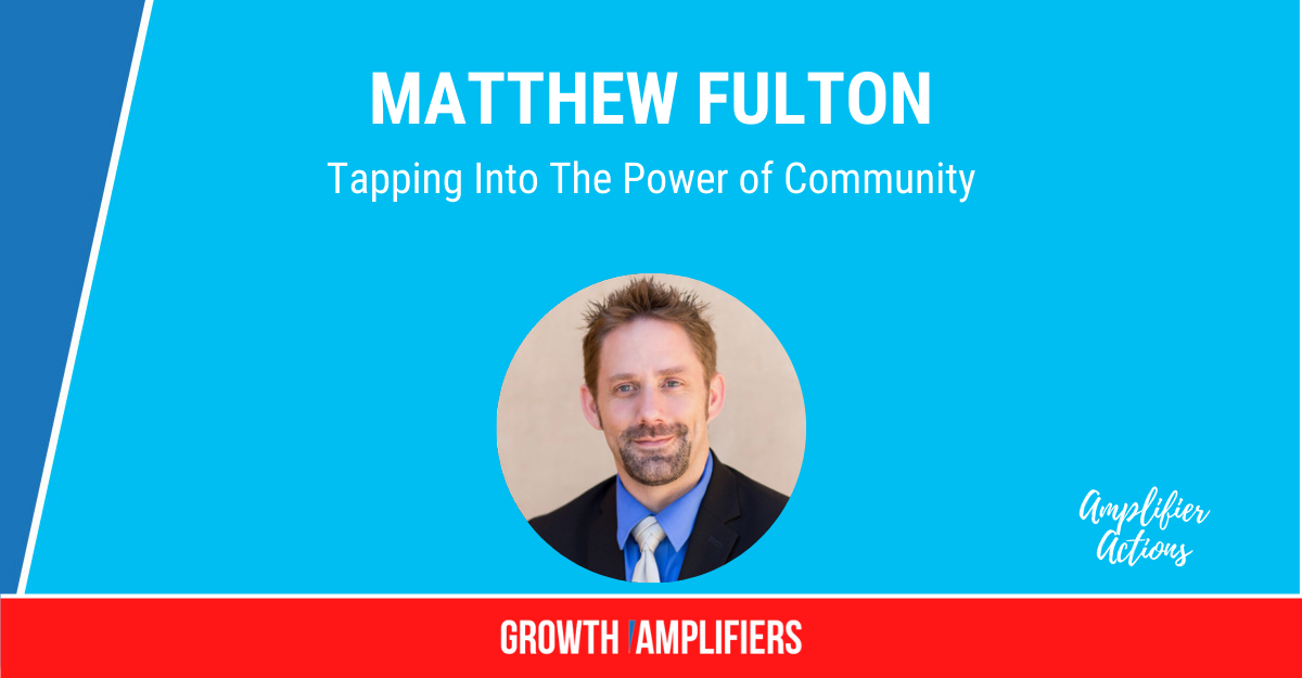 Tapping Into The Power of Community