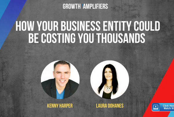 How Your Business Entity Could Be Costing You Thousands