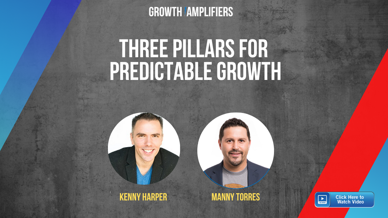 Three Pillars for Predictable Growth
