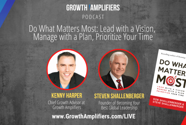 Steve Shallenberger on Growth Amplifiers