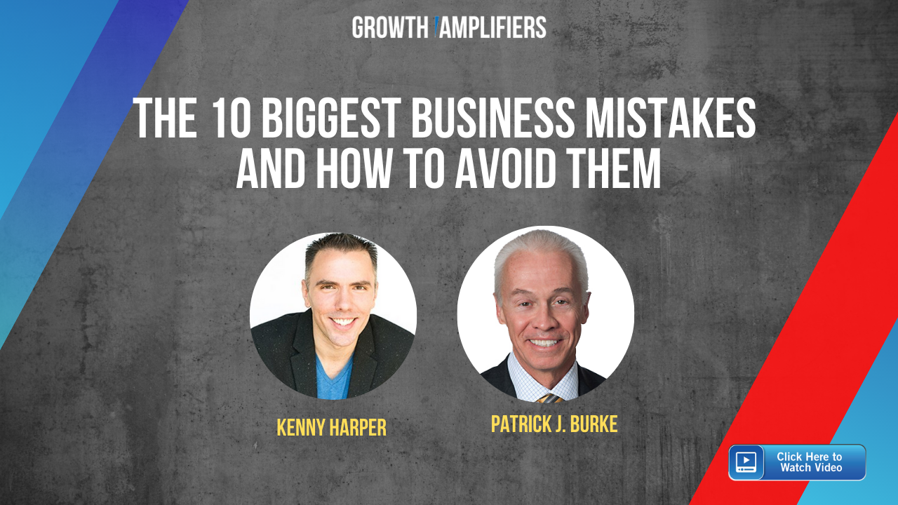 The 10 Biggest Business Mistakes and How to Avoid Them