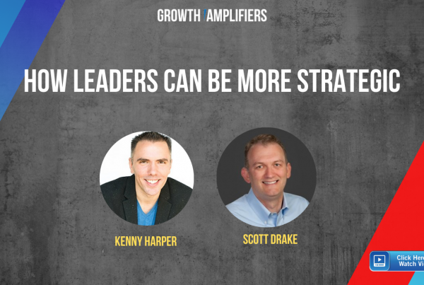 How leaders can be more strategic