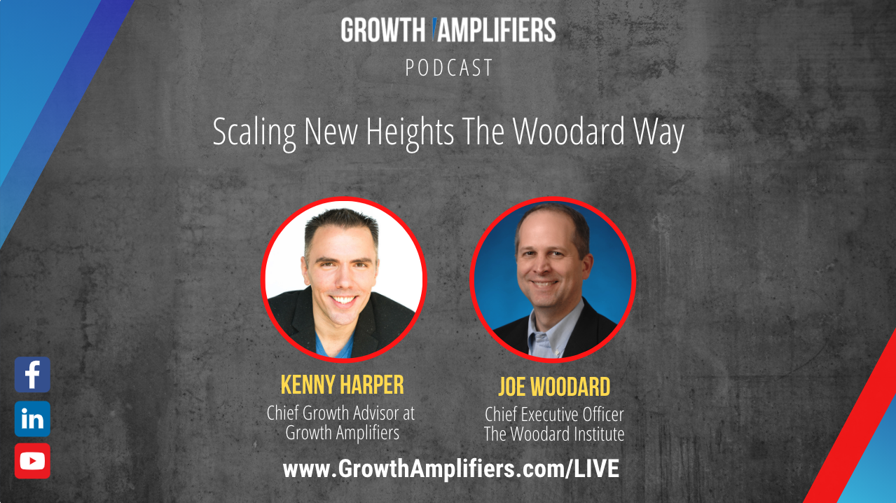 Joe Woodard - Growth Amplifier